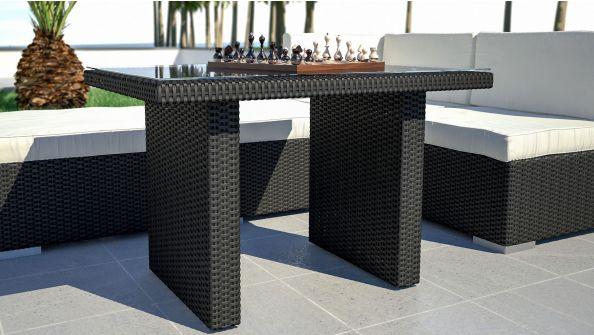 Esstisch für Lounge Sets