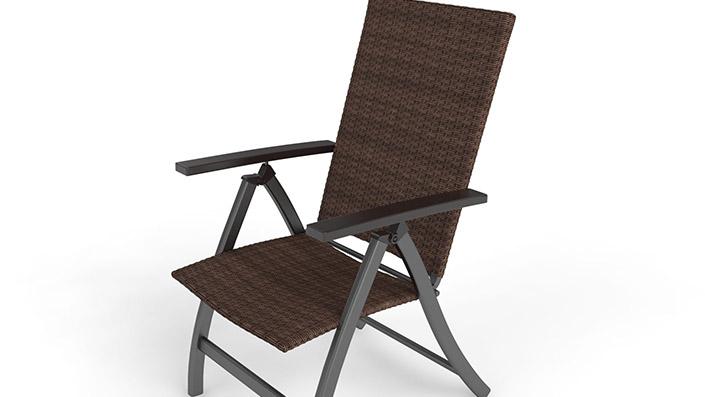 Klappbare Stühle 2er Set - Klappbare Stühle 2er Set
