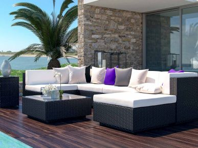 Terrassen Garnitur - Larentia M