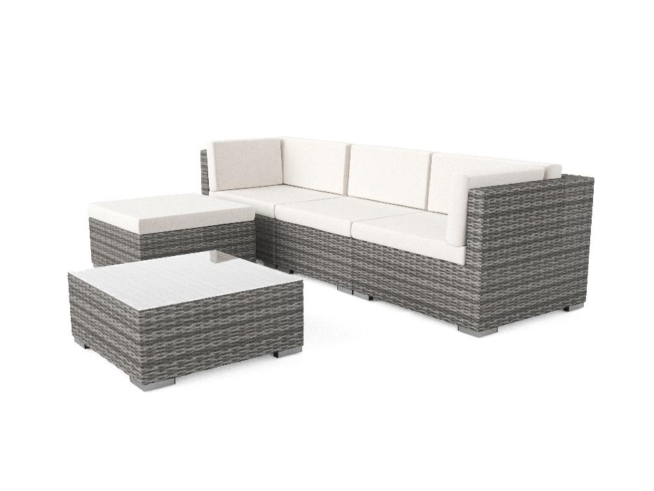 ARTELIA AUSTRIA | Gartenmöbel Set im Lounge Design günstig im Rattan ...