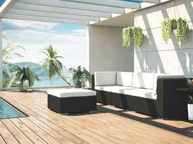 Gartenmöbel Lounge - Mavinia S