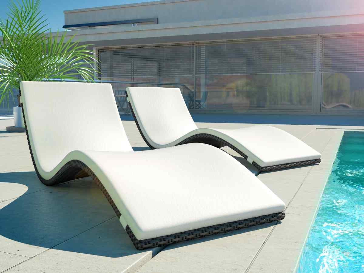 relaxliegen garten awesome mfg pool x x cm klappbar with relaxliegen garten cool joka relax. Black Bedroom Furniture Sets. Home Design Ideas