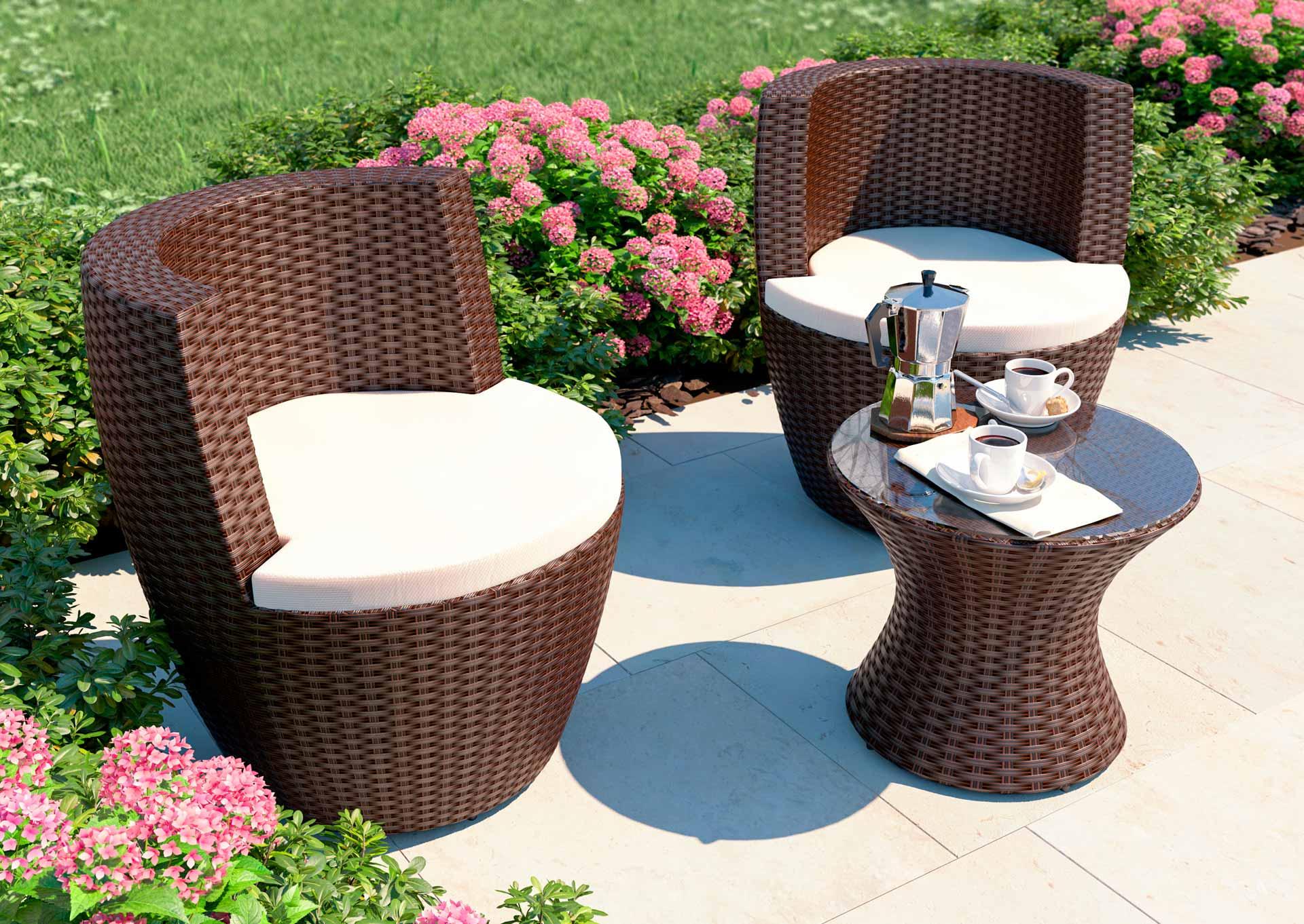 Polyrattan Gartenmöbel Outlet österreich Polyrattan24de Clp